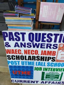 WAEC Past Questions and Answers on Mathematics (Theory/Objectives)