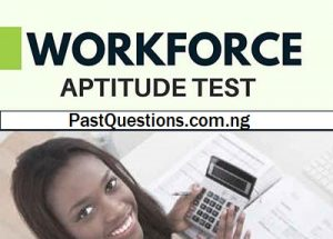 Workforce Past Questions and Answers
