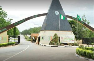 FUNAAB Post UTME Past Questions and Answers