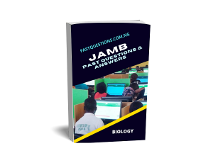 JAMB Past Questions and Answers - Biology
