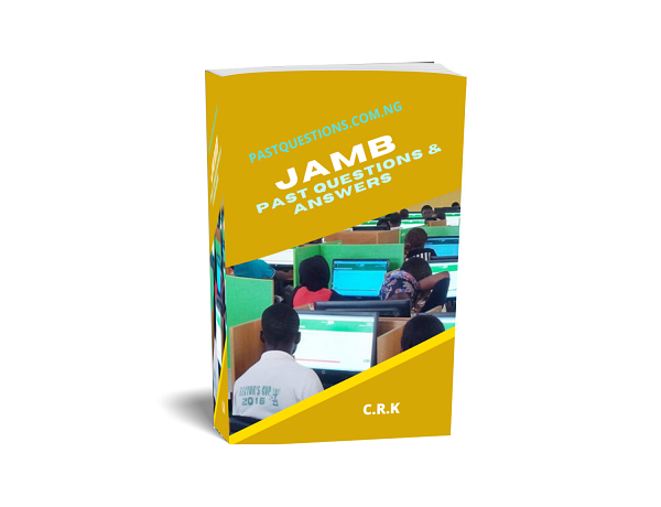 JAMB Past Questions and Answers – C.R.K